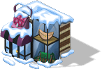 Handbag Store snow