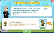 Tonga Tower!-goal