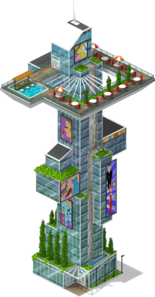 Equality Business Tower Level 3-SW