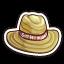 Tourist Hat-icon