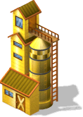 Golden Grain Elevator-SW
