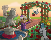 Announcement Gardens