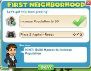 First Neighborhood
