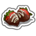 Chocolate Covered Strawberries-icon