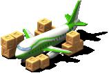 CV Air Cargo Plane-harvest