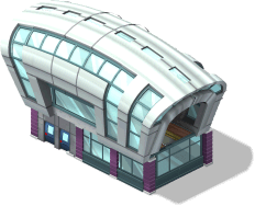 Monorail Station-SE