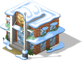 Library snow
