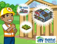 Announce Habitat4Humanity Burst