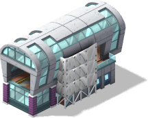 Monorail Station Level 3-SW