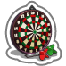 Dart Board-icon