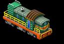 Cargo Train-icon