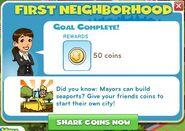 First Neighborhood Complete