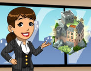 Announce france2012 castle