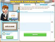 Sailboat hotel-Home