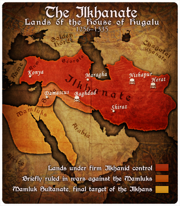 Turk and Mongol Rule of Iraq