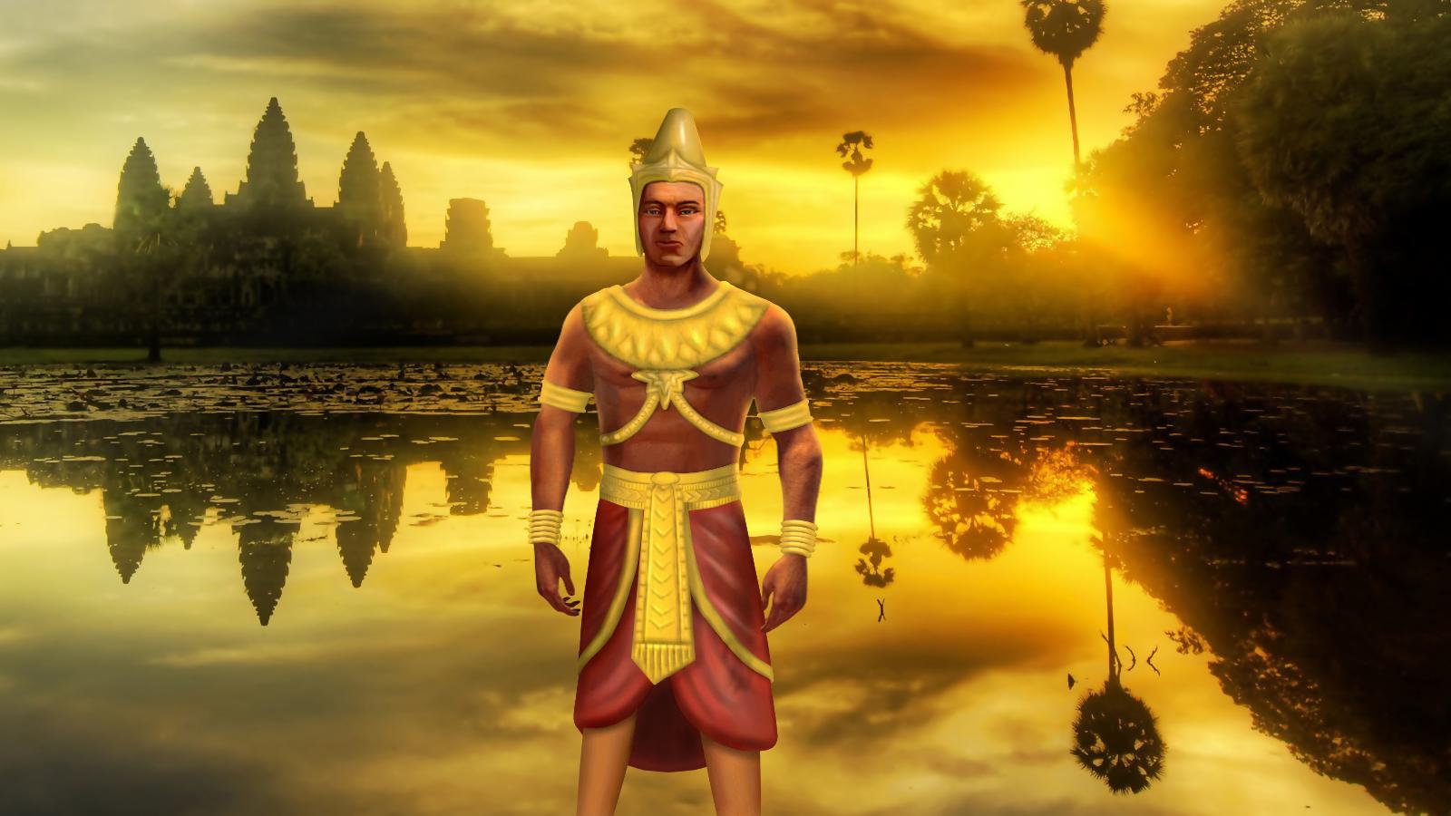 Hasil carian imej untuk Suryavarman I