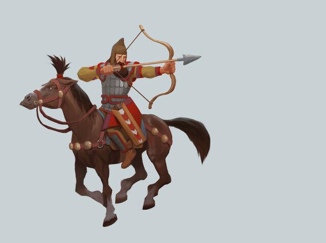 File:Civ6 Saka Horse archer concept art.jpg