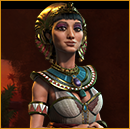 Egypt-leader-Civ6