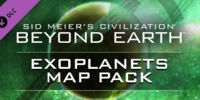 Exoplanets Map Pack (CivBE)