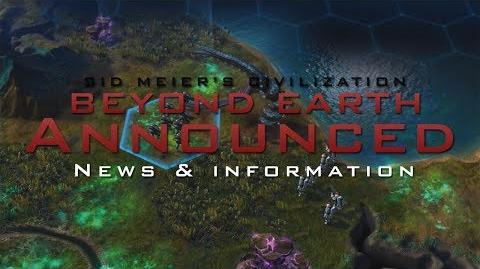 Civilization Beyond Earth Announced - News & Information