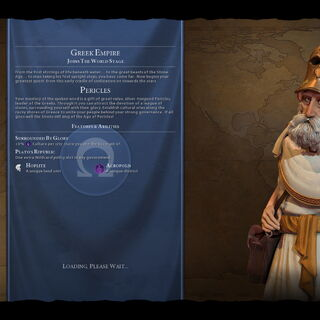 Pericles on the loading screen