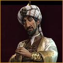Arabia-leader-Civ6