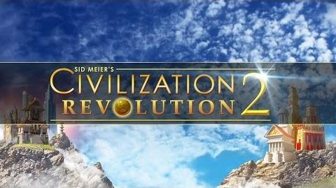Sid Meier's Civilization Revolution 2 Launch Trailer