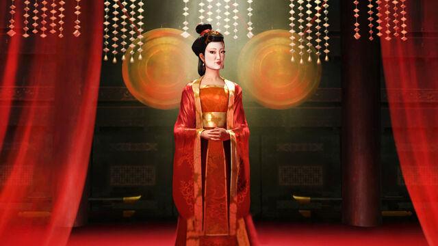 File:Wu Zetian (Civ5).jpg