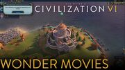 Civ vi wonder movies