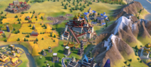 Potala Palace in-game (Civ6)