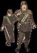 Tōgō Heihachirō (CivRev2plus)