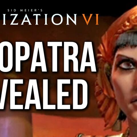Promotional image of Cleopatra