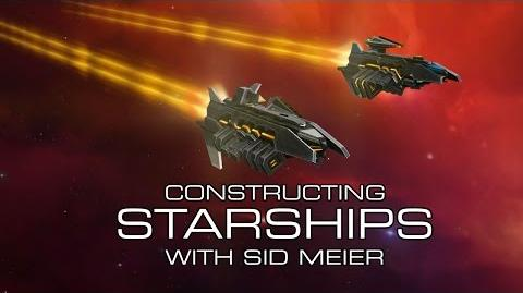 Sid Meier shows you how to build a Starship