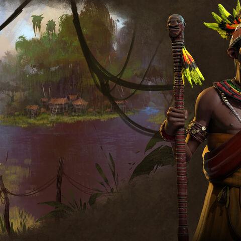 Promotional image of Mvemba a Nzinga