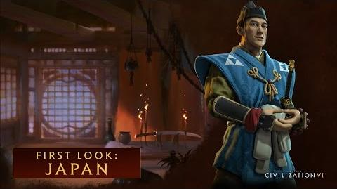 CIVILIZATION VI - First Look- Japan