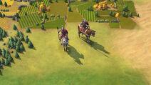 Hetairoi in-game (Civ6)