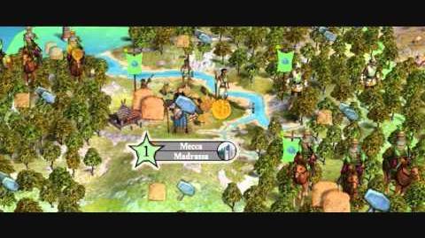 Civilization IV - Unit Dialogue - Arabia