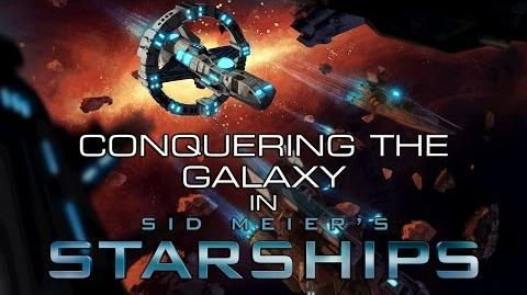 Conquering the galaxy with Sid Meier in Starships