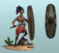 Civ6 Ngao Mbeba concept art