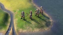 Immortal in-game (Civ6)