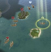 Embarked units (Civ5)
