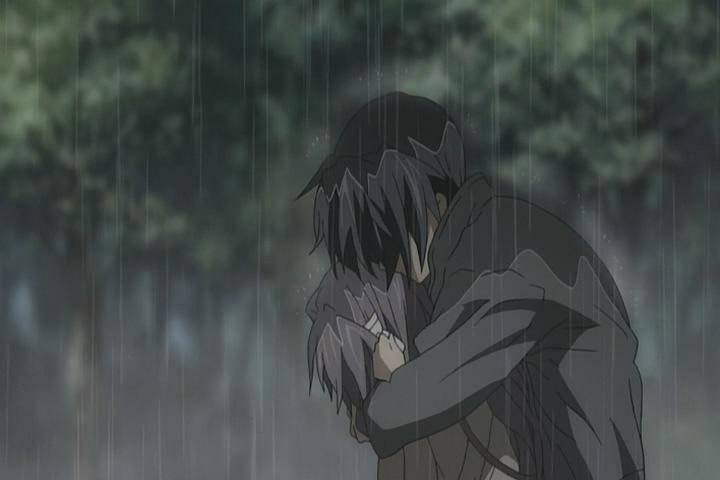 Kyou fujibayashi wiki clannad fandom powered by wikia - Anime hug pics ...