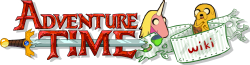 Adventure Time Wiki-wordmark