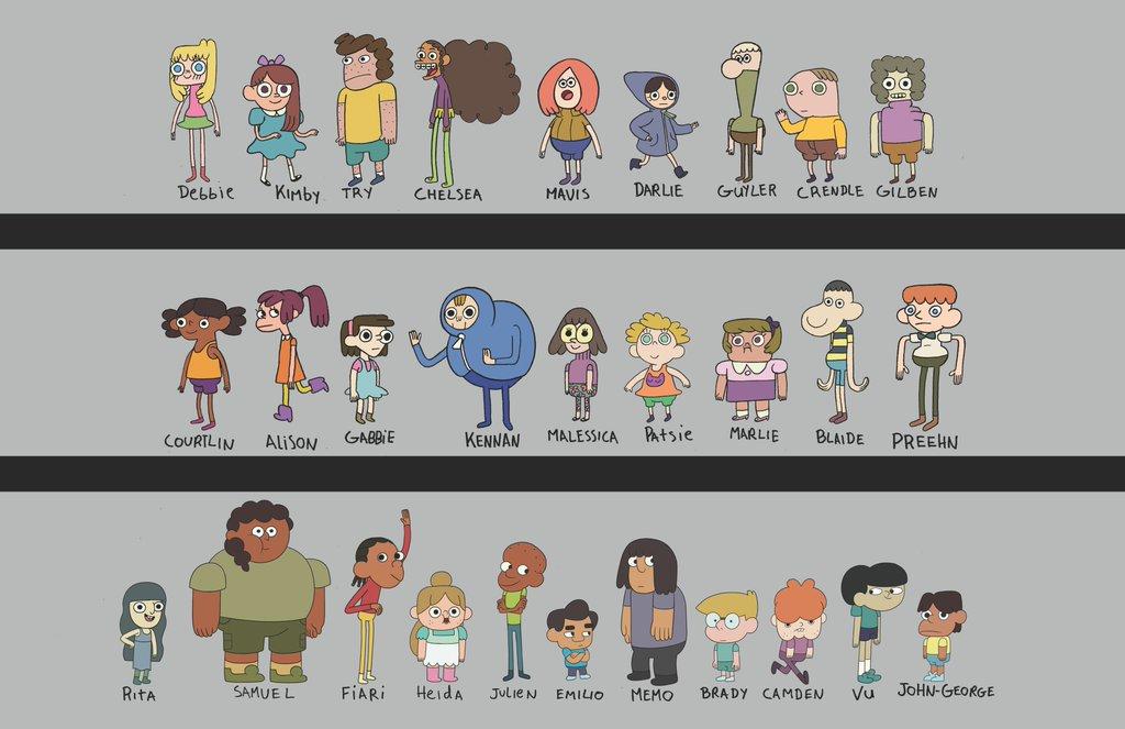 Image - Side-cast.jpeg | Clarence Wiki | Fandom powered by
