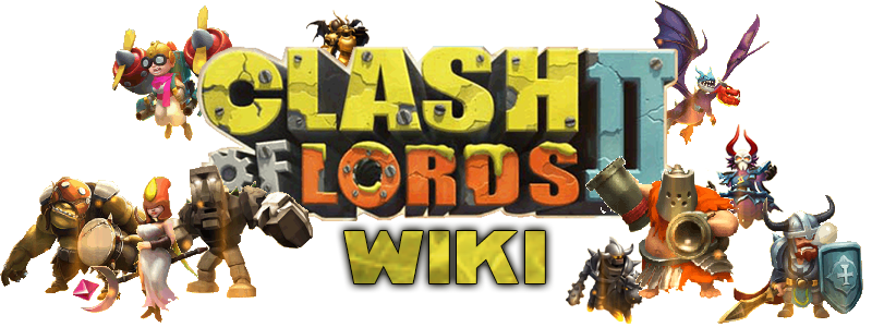 Clash of lords ii wiki is a wiki that any registered user may edit