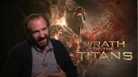 Wrath of the Titans Interview - Ralph Fiennes (Hades)