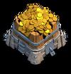 Gold Storage Clash Of Clans Level 8