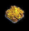 Gold Storage Clash Of Clans Level 1