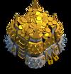 Gold Storage Clash Of Clans Level 11