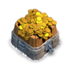 Gold Storage Clash Of Clans Level 5